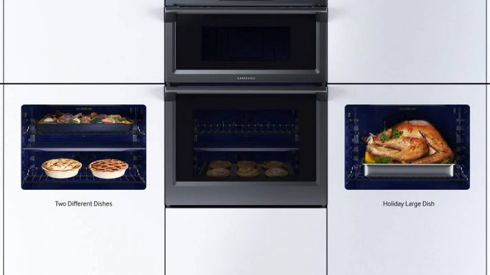 Samsung Canada Two small ovens, or one big oven