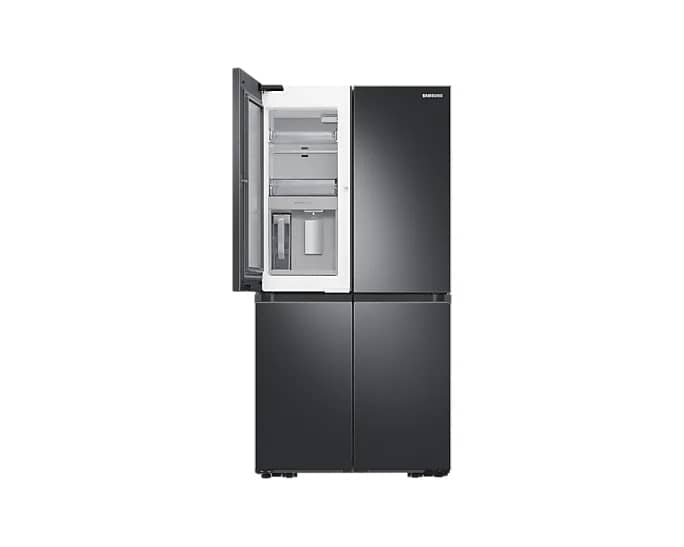 Samsung RF23A9671SG 36 Inch French Door Refrigerator Black Stainless Steel