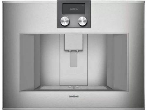 Gaggenau CM450710 Coffee Machine 400 Series