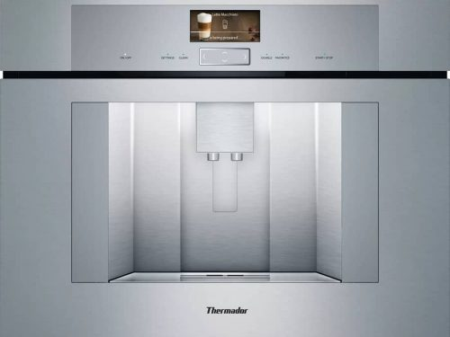 Thermador TCM24TS Built-in Coffee Machine Stainless Steel