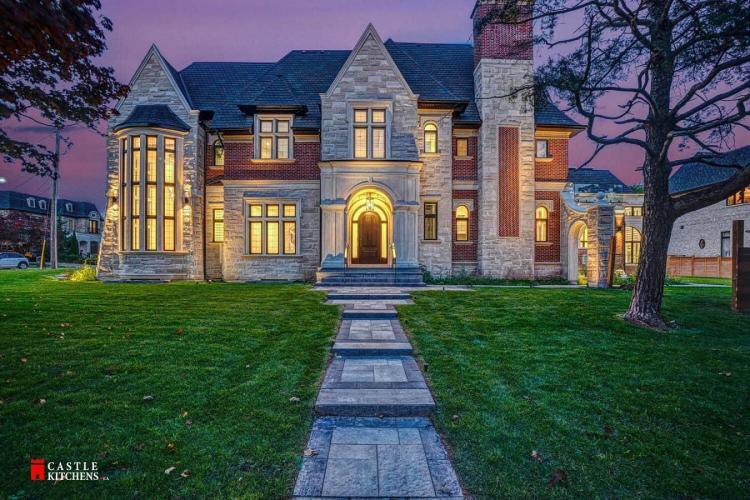 custom built home richmond hill
