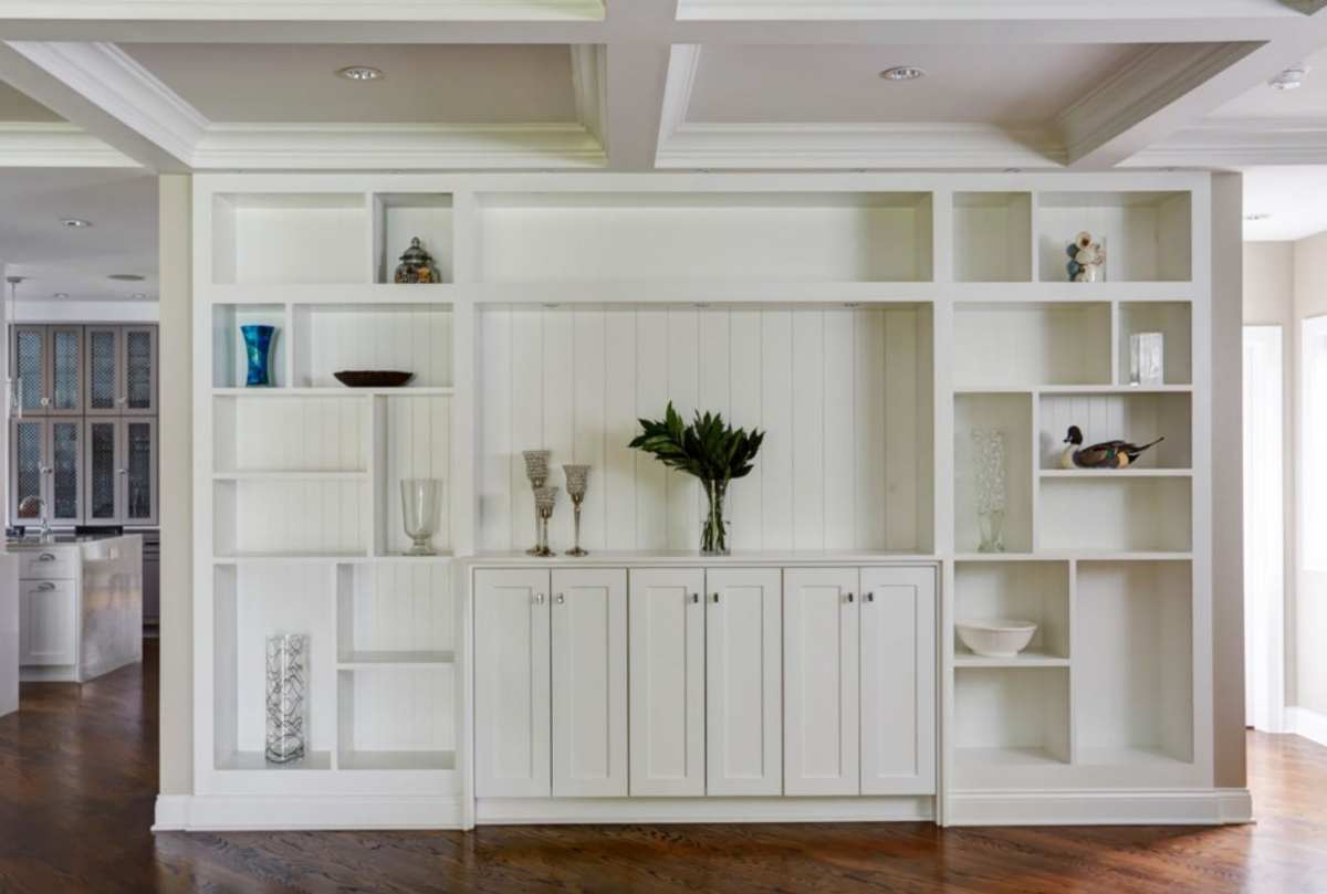 Castle KitchensClosets | Home Office | Home Library - Castle Kitchens
